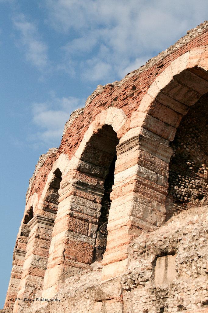 Ruine in Verona