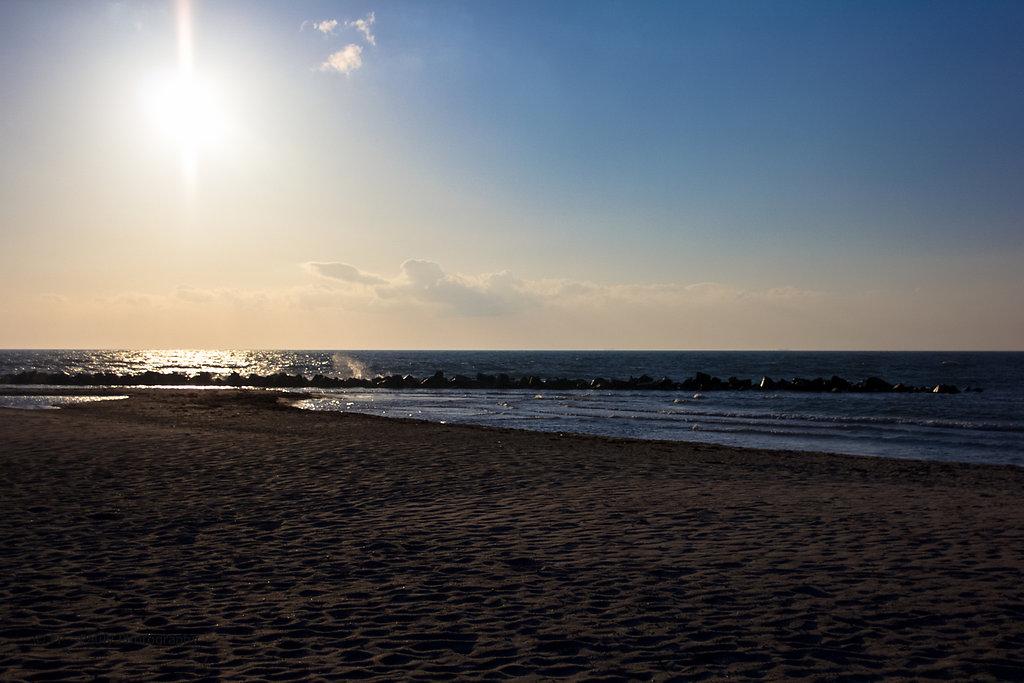 Strand von Ahrenshoop 1